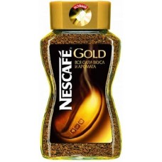 Кофе Nescafe Gold, 190 г.