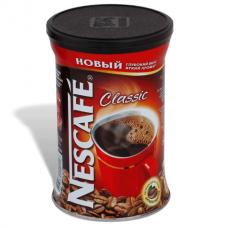 Кофе Nescafe Classic в жестяной банке, 250 г