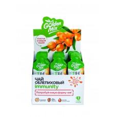 GoldenMix immunity, облепиховая концентрированная основа для приготовления чая