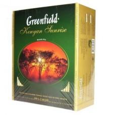 Чай Greenfield black, 100 пак.