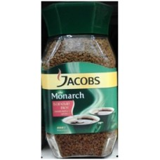 Кофе JACOBS Monarch, 190гр.