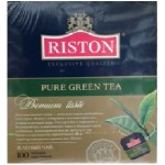 Чай RISTON Green Tea, 100 пак.