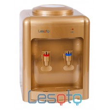 Кулер для воды LESOTO 36 TK gold