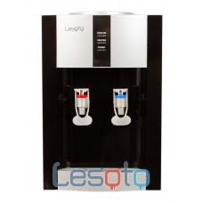 Кулер для воды LESOTO 16 T/E black-silver