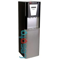 Кулер для воды LESOTO 888 L-B black-silver